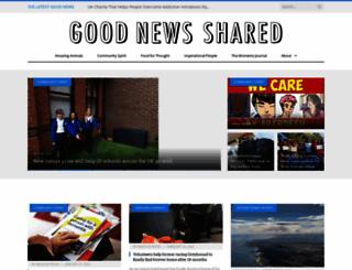 goodnewsshared.com screenshot