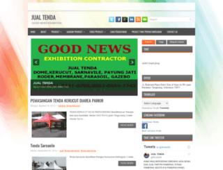 goodnewstenda.blogspot.com screenshot