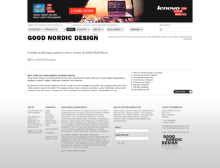 goodnordicdesign.com screenshot