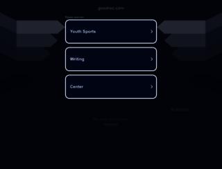 goodrec.com screenshot