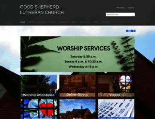 goodshepherdcollinsville.org screenshot