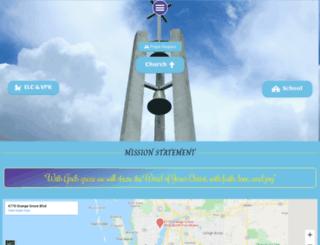 goodshepofnfm.com screenshot