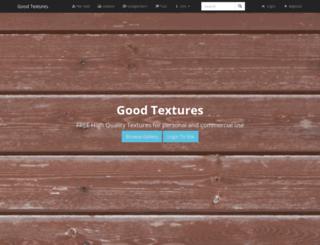 goodtextures.com screenshot