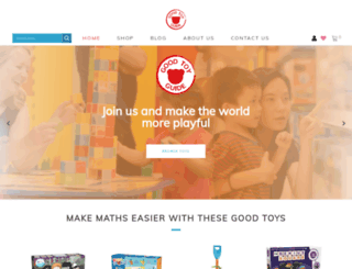 goodtoyguide.com screenshot