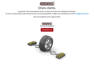 goodwheel.fr screenshot