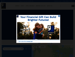 goodwill.org screenshot