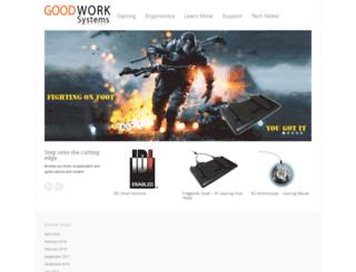 goodworksystems.com screenshot