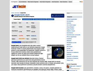 google-earth.jetindir.com screenshot