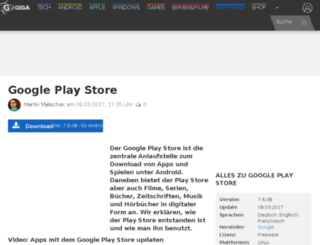 google-play-store-eh-android-market.winload.de screenshot