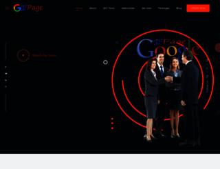 google1stpage.com screenshot
