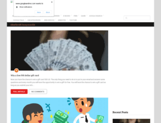 googleandme.com screenshot