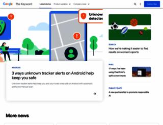 googleblog.blogspot.ro screenshot