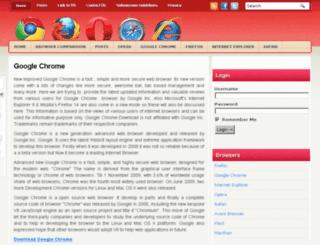 googlechromedownload.info screenshot