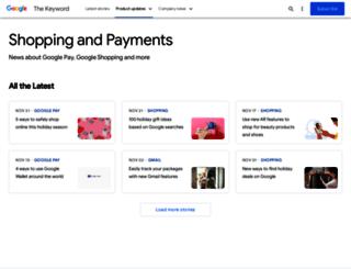 googlecommerce.blogspot.com.br screenshot