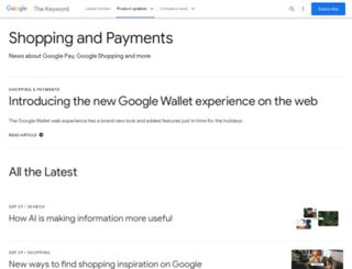googlecommerce.blogspot.fr screenshot