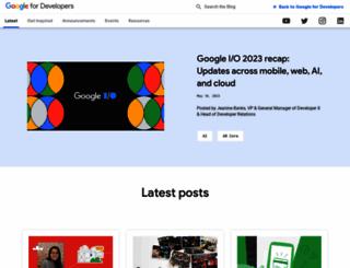 googledevelopers.blogspot.hu screenshot