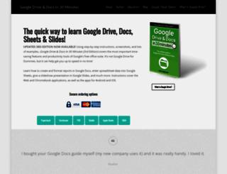 googledrive.in30minutes.com screenshot