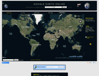 googleearthonline.blogspot.be screenshot