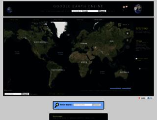 googleearthonline.blogspot.com.br screenshot