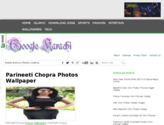 googlekarachi.blogspot.com screenshot