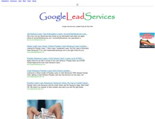 googleleadservices.com screenshot
