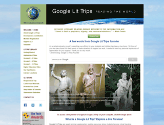 googlelittrips.com screenshot