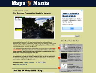 googlemapsmania.blogspot.fr screenshot
