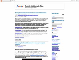 googlemobileads.blogspot.sg screenshot