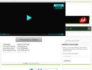 googlereader.in screenshot