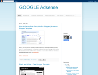 gooogleadsensehelp.blogspot.in screenshot