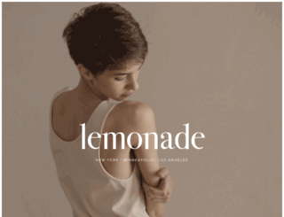 goop.lemonadeny.com screenshot