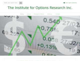 gooptions.com screenshot