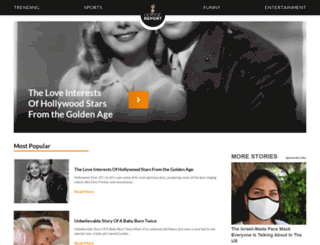goosereport.com screenshot