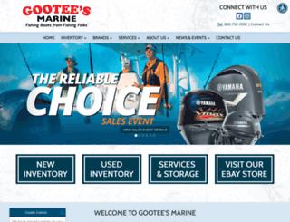 gootees.com screenshot