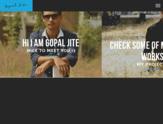 gopaljite.com screenshot