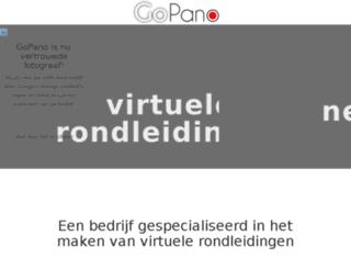gopano.nl screenshot