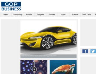 gopbusiness.com screenshot