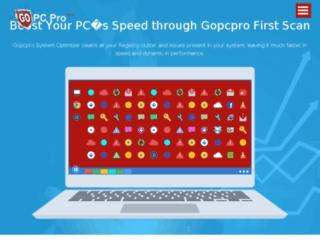 gopcpro.com screenshot