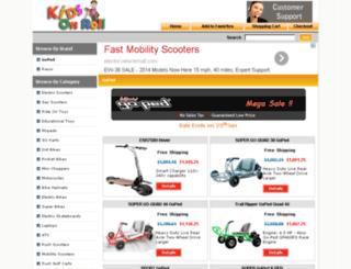 goped.kidsonroll.com screenshot