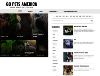 gopetsamerica.com screenshot