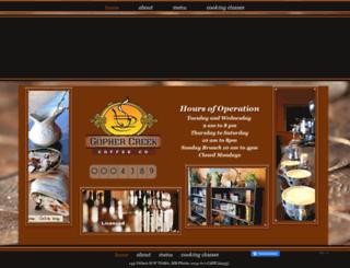 gophercreekcoffeecompany.com screenshot