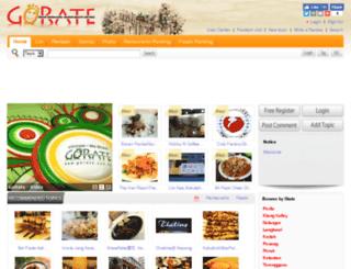 gorate.com.my screenshot