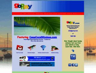 goray.com screenshot