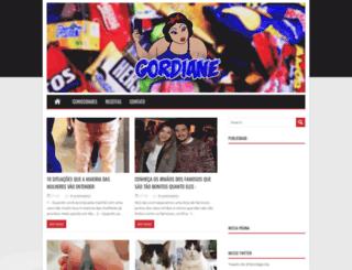 gordanaweb.blogspot.com.br screenshot