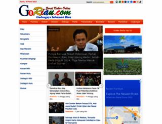 goriau.com screenshot