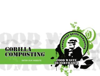 gorilla.mcgill.ca screenshot