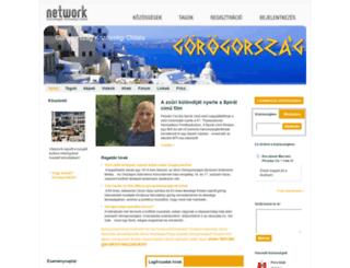 gorogorszag.network.hu screenshot