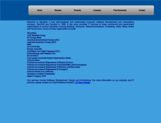 gosamsoft.com screenshot