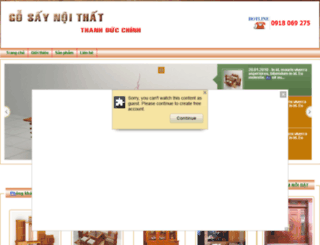 gosaynoithat.com screenshot