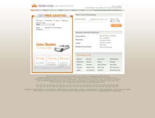 goservices.com screenshot